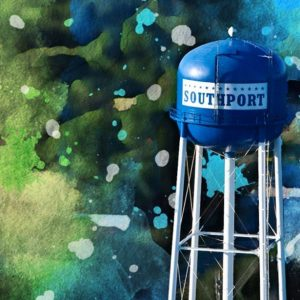 Southport Watertower