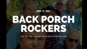 Live Band Back Porch Rockers