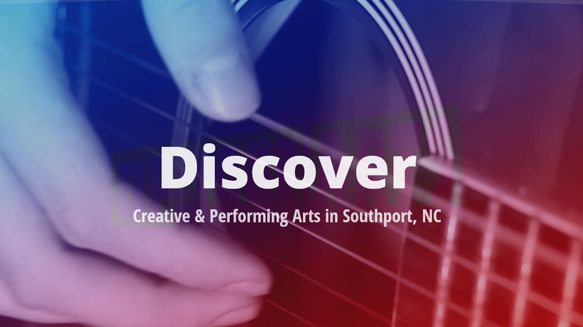 Discover Local Arts
