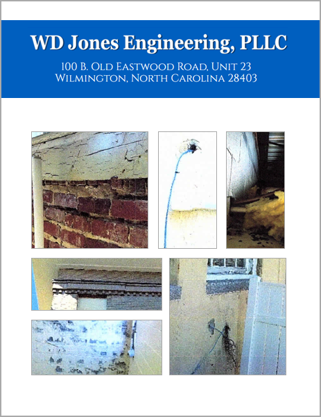 Engineering Report Cover