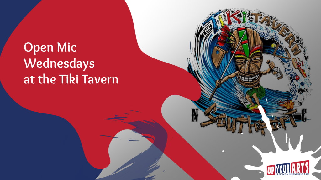 Open Mic Tiki Tavern