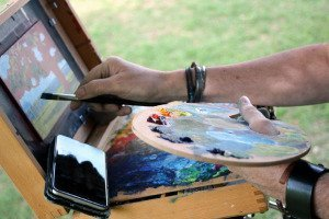 Plein Air - Painting thumb