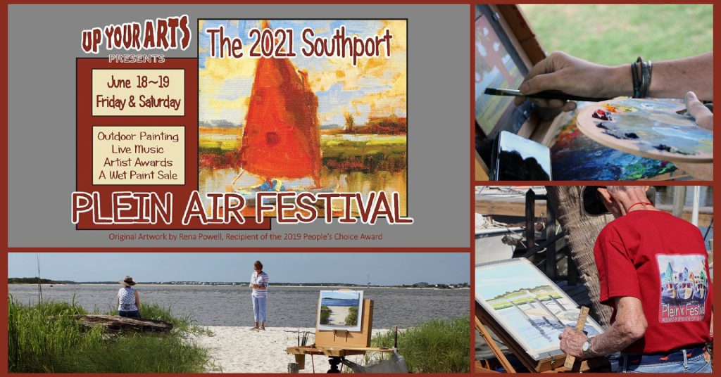 2021 Southport Plein Air Opening Exhibition